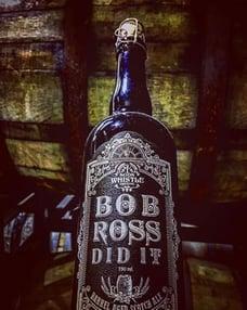 Bob Ross Did It Beer