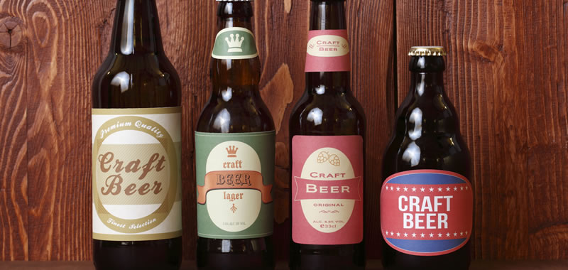 A Printer's Tips for Designing a Great Craft Beer Label