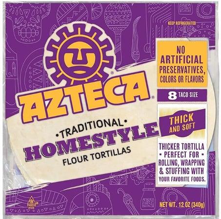 Azteca Label