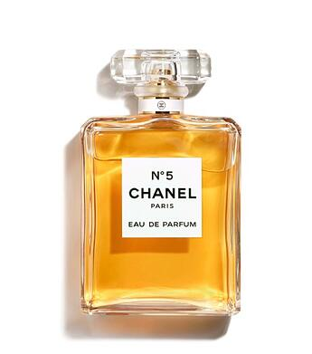 Chanel No. 5 Label