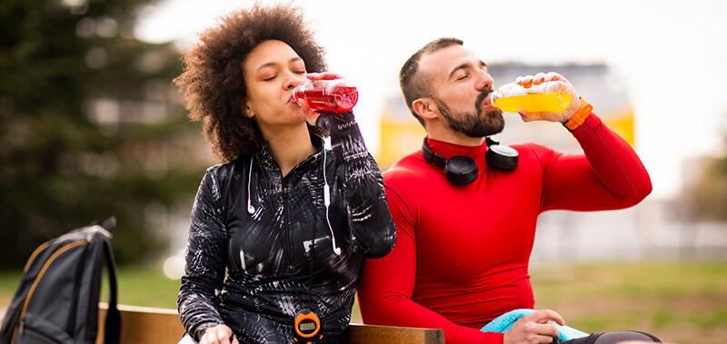 Custom Label Roundup: Energy Drink Labels