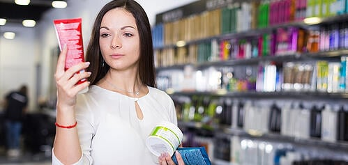 Deciphering cosmetic labels