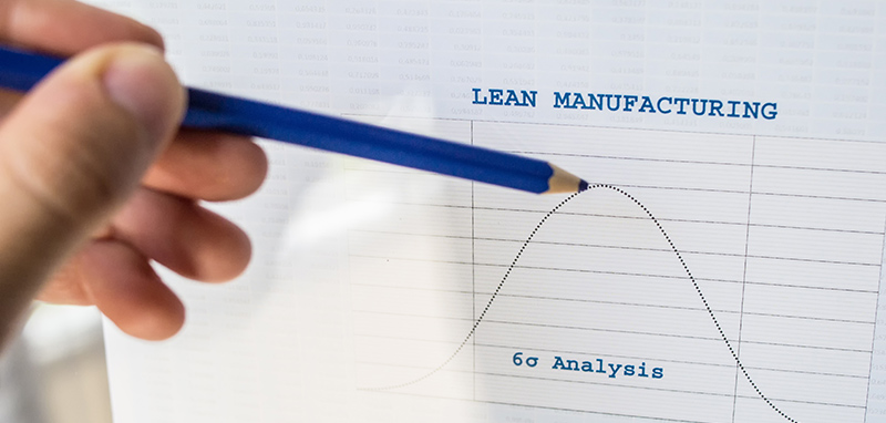 Lean Manufacturing: Where Does Your Label Company Fit In?