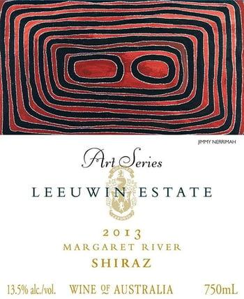leeuwin-estate-label