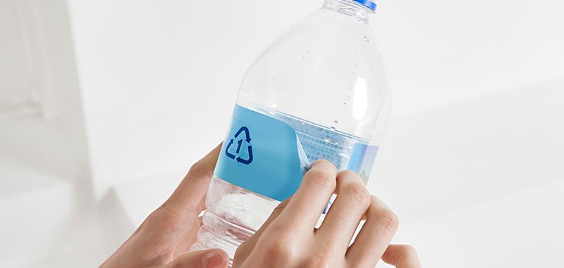 Sustainable label design