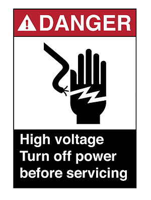 danger-high-voltage-label