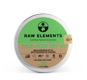 Raw Elements label