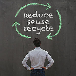 Reduce - Reuse Recycle