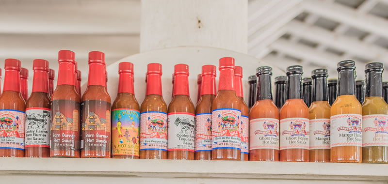 Custom Label Roundup: Hot Sauce Labels Get Spicy