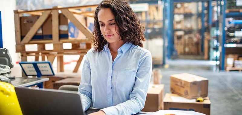 How the Right Label Printer Can Help You Navigate Supply Chain Volatility